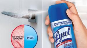 Marka produktów do dezynfekcji Lysol wchodzi na polski rynek