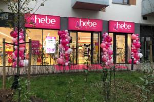 Hebe otwiera 34. drogerię w Warszawie