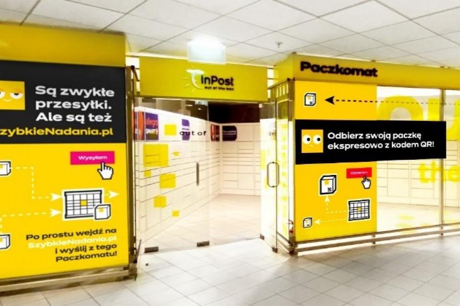 InPost udostępnił ponad 9 tys. paczkomatów sieci IKEA