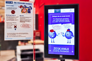Kaufland ustawia w sklepach terminale dla poszukiwaczy promocji