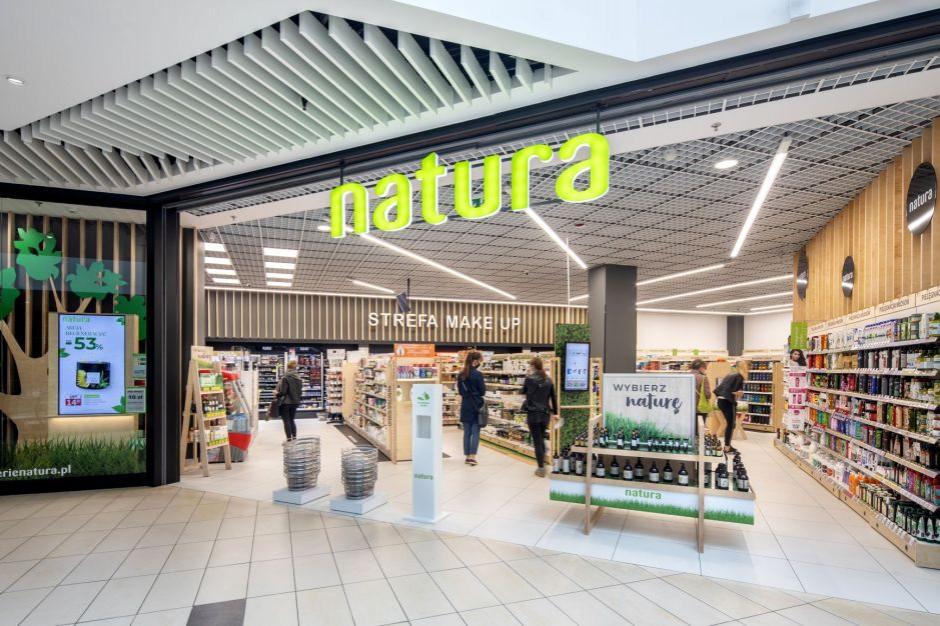 Sieć Drogerie Natura otwiera swój flagowy sklep w nowym eko koncepcie