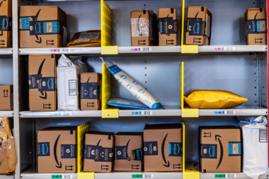 Amazon w Polsce zwiększył zysk o 39 mln zł