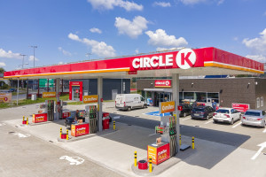 Circle K wprowadza płatności aplikacją za paliwo i myjnię