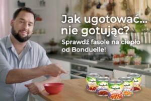 Bonduelle kontynuuje strategię wspierania produktów marki w TV i online