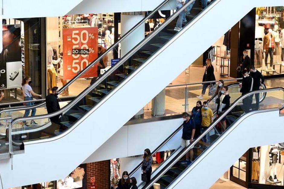 Połowa Polaków chce otwarcia galerii handlowych bez względu na sytuację epidemiczną
