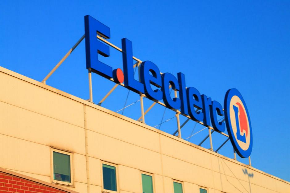 Lockdown napędza sprzedaż sieci E.Lelcerc