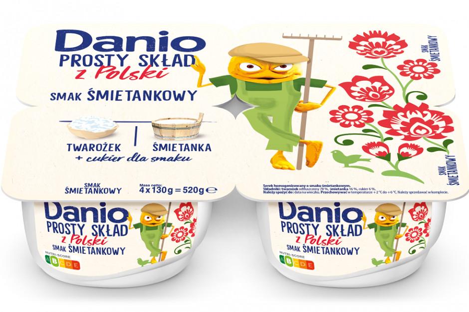 Danio Prosty Skład – nowość od marki Danone