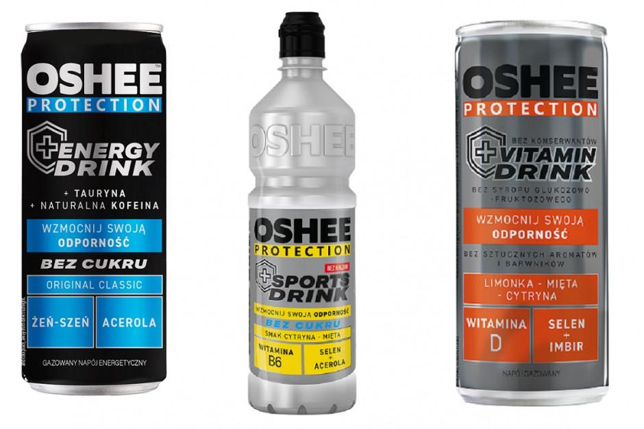 Nowa linia produktów Oshee Protection