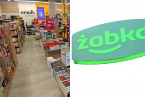 Żabka udostępnia swoje sklepy do odbioru zamówień z Empik.com