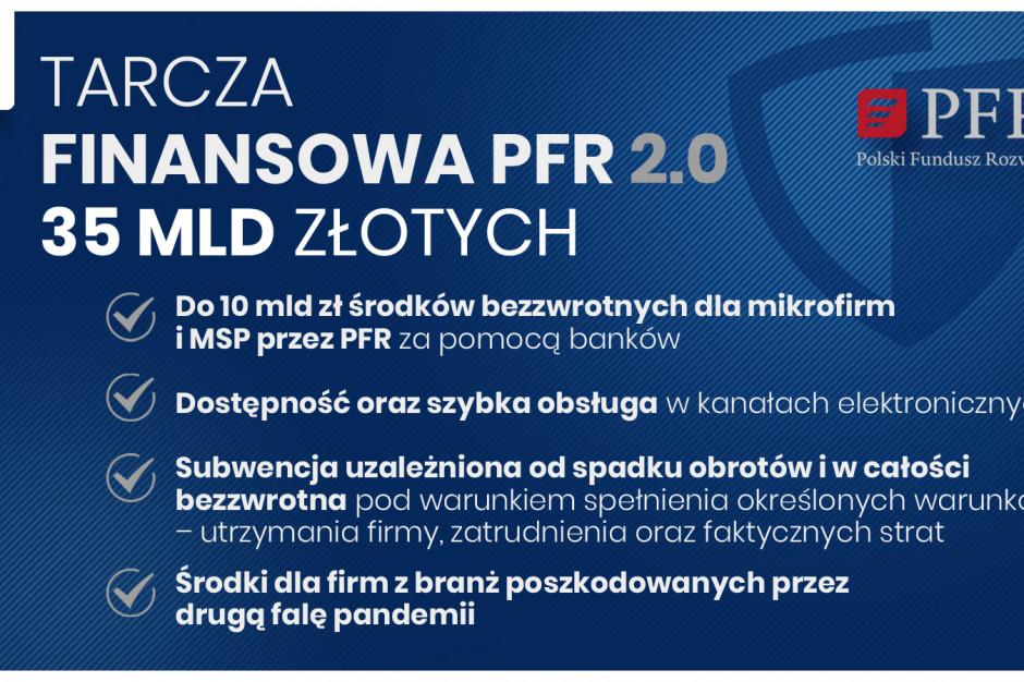 Morawiecki: Co najmniej 35 do 40 mld zł dla firm