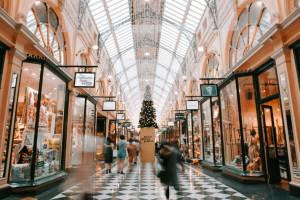PRCH: Na zakupy do galerii rekomendujemy wybrać się w pojedynkę