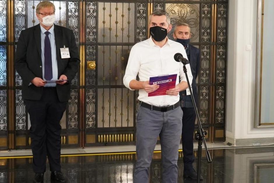 Lewica z ultimatum: Jeśli rząd nie ureguluje franczyzy, sami przygotujemy ustawę