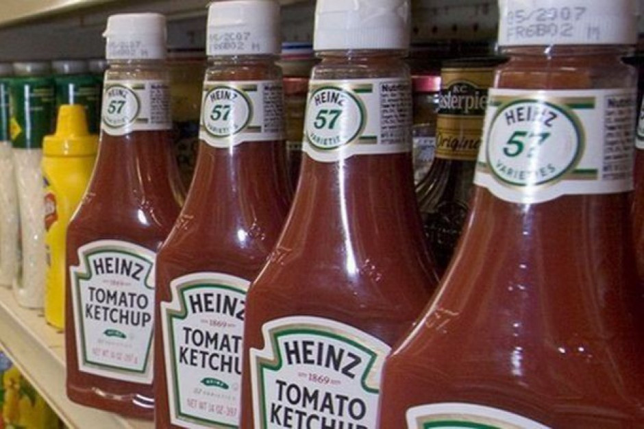 Kraft Heinz wchodzi w ...delivery