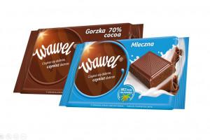 Wawel z samplingiem czekolad w paczkomatach InPostu