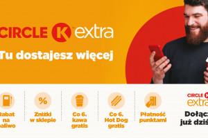 Circle K z nową wersją programu lojalnościowego, rabaty na paliwo dla klientów