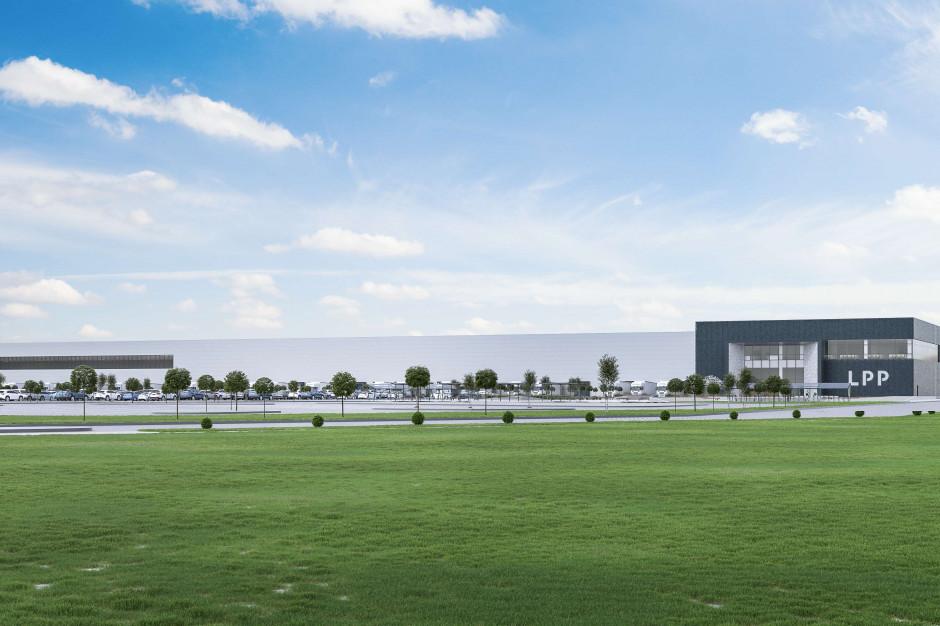 LPP startuje z budową centrum dystrybucyjnego w Brześciu Kujawskim