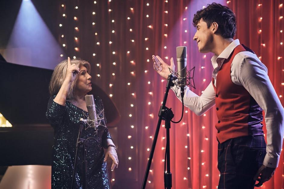 Krystyna Prońko i Dawid Kwiatkowski z piosenką dla Coca-Coli