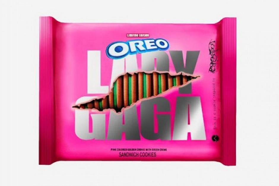 Ciastka Oreo i Lady Gaga - powstał wspólny produkt