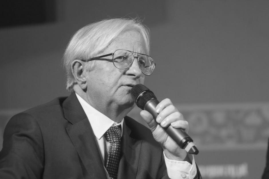 Zmarł Janusz Dąbrowski, dyrektor Praskiej Giełdy Spożywczej