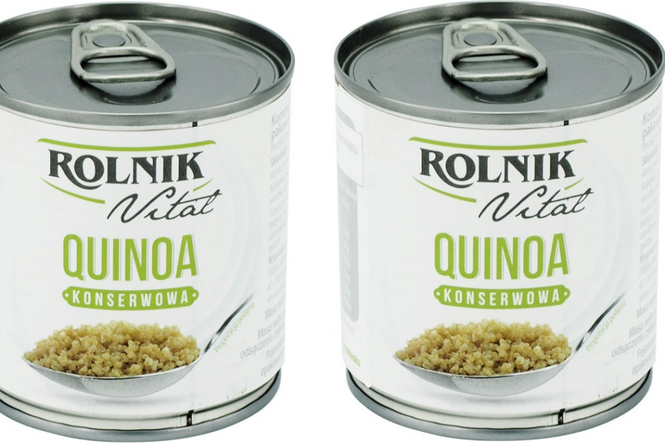 Biała komosa ryżowa Quinoa od marki Rolnik Vital
