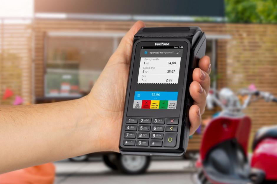 iPOS stworzył kasę wirtualną na terminalu płatniczym