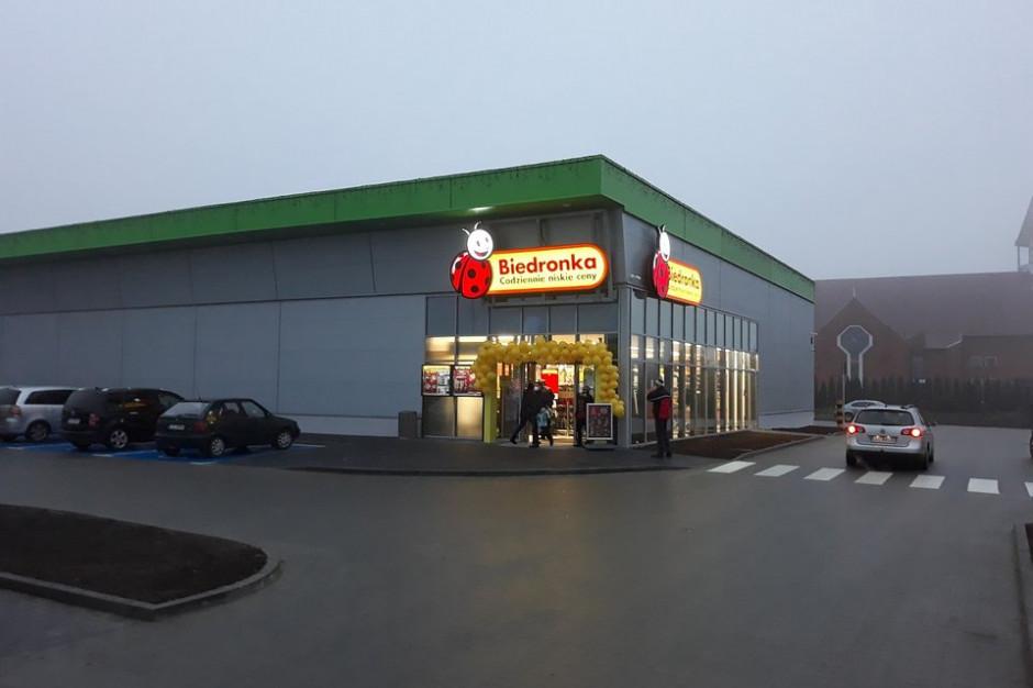 Biedronka otworzyła siedem nowych sklepów jednego dnia