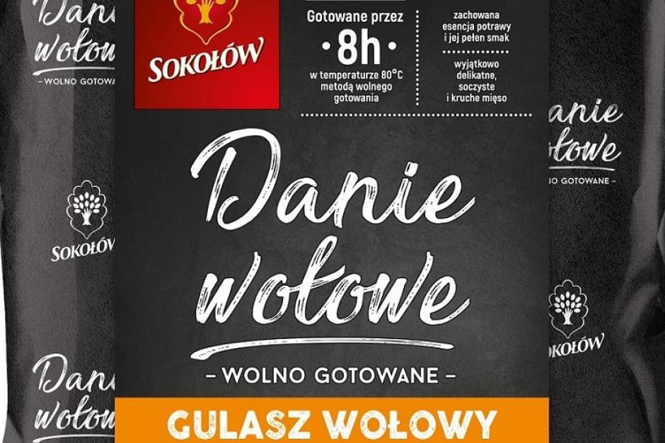Dania wołowe wolno gotowane od firmy Sokołów