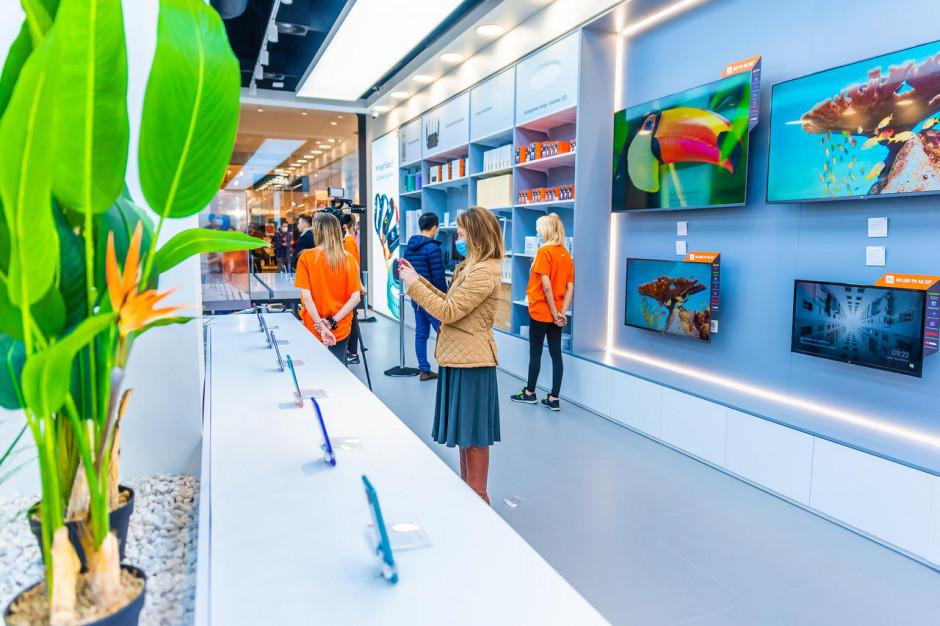 Xiaomi Mi Store w nowym koncepcie w wrszawskiej Arkadii