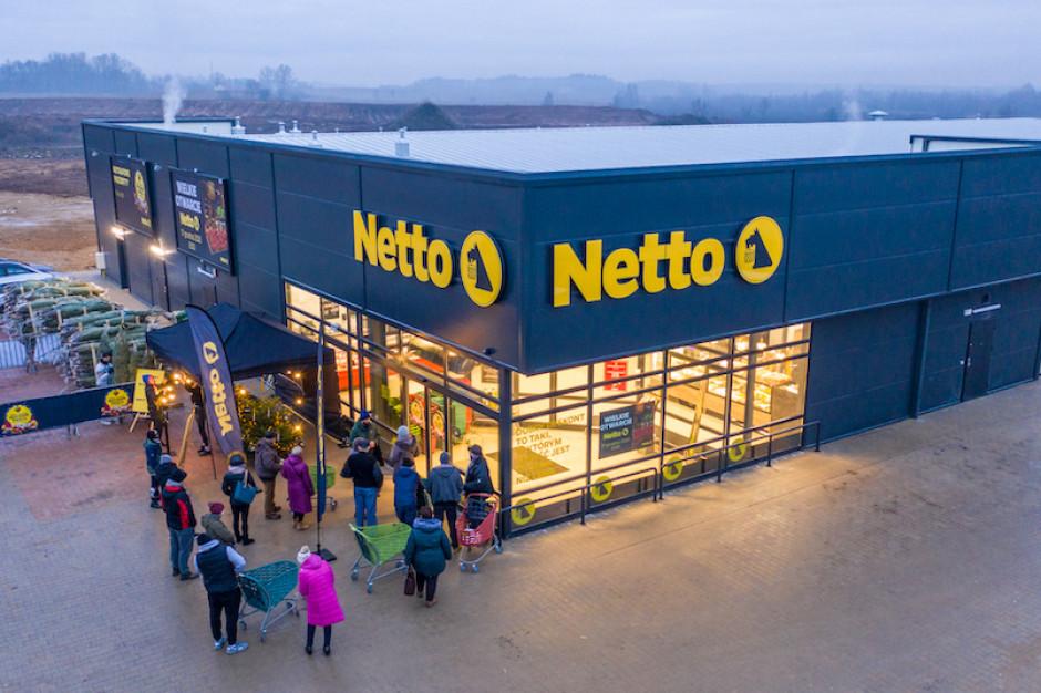 Netto otworzyło pięć nowych sklepów