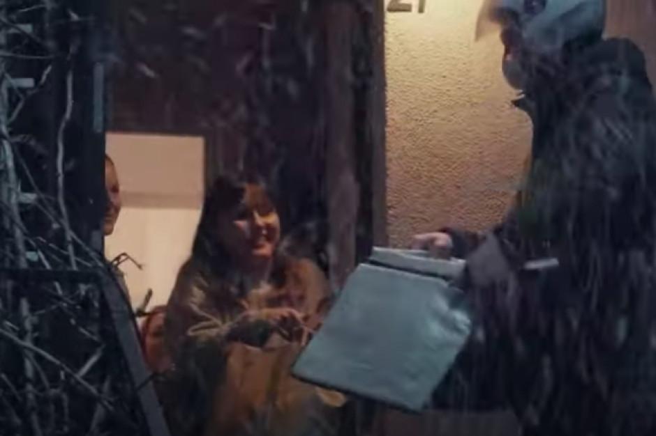Zima z dostawą do domu - McDonald's zaskoczył mieszkańców Szczecina