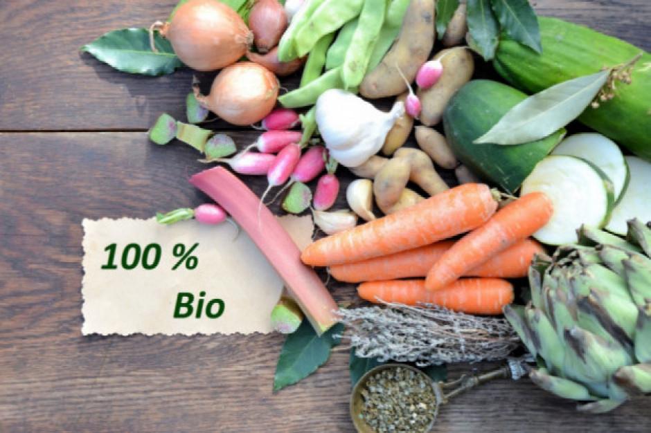 CRM: żywność ekologiczna jest najszybciej rosnącym segmentem rynku