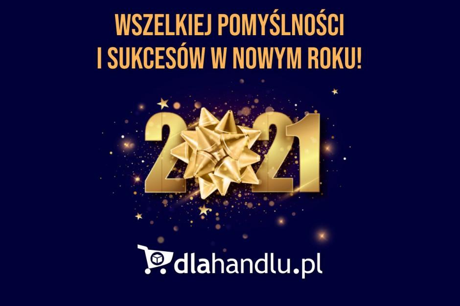 Życzymy naszym czytelnikom wszystkiego najlepszego w nowym roku!
