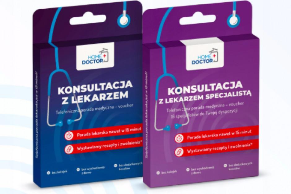HomeDoctor pierwszą firmą udostępniającą telekonsultacje klientom Allegro