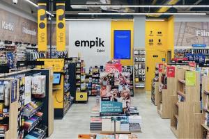 Empik opracował algorytm, który przewiduje, jak będą działać sklepy w danych...