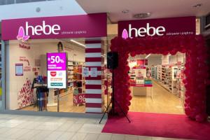 Drogerie Hebe ucierpiały wskutek lockdownu. Sprzedaż w IV kw. spadła o niemal 14...