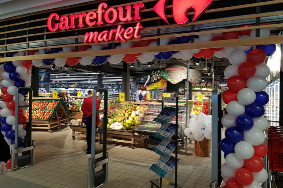 Rząd Francji sprzeciwia się przejęciu Carrefoura przez kanadyjski koncern Couche-Tard