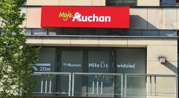 Auchan Polska z 10 sklepami franczyzowymi, plany mówiły o 300 placówkach