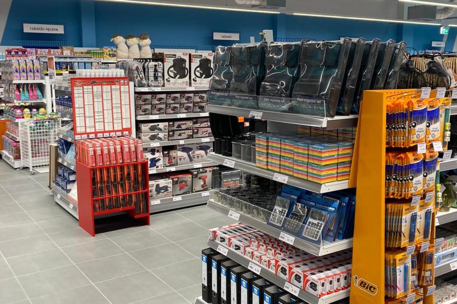 Action otworzył sklep w parku handlowym w Koninie