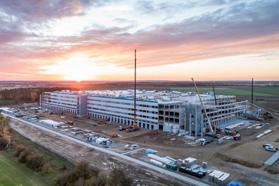 Powstaje dziesiąte w Polsce centrum logistyczne Amazona