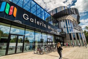Galeria Młociny inauguruje robienie zakupów poprzez streamingi live