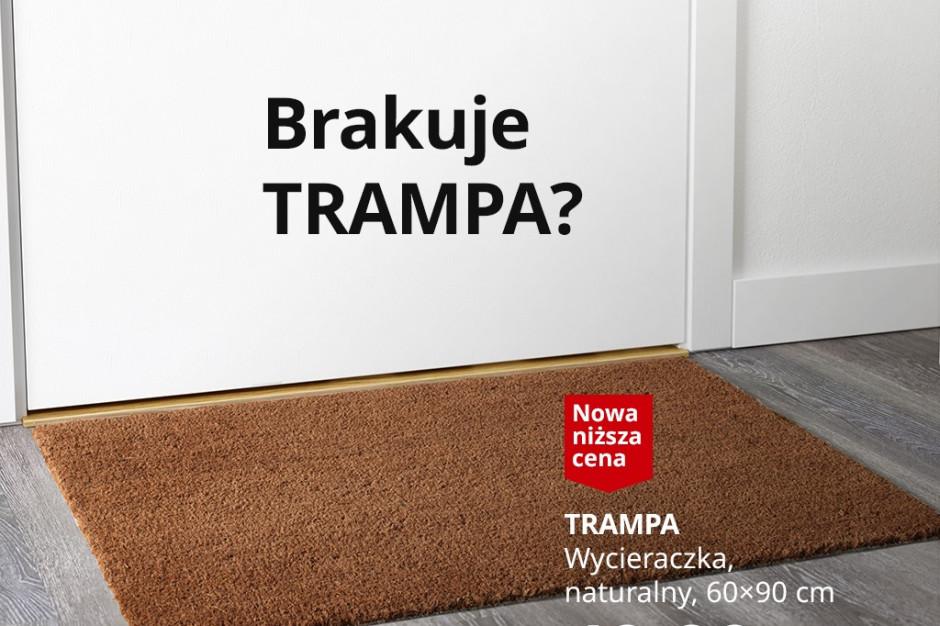 IKEA pyta: Brakuje Trampa?