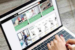 Rollery do masażu, ekspandery, gumy i hantle to hity sprzedażowe Empik.com
