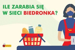 Ile zarabia się w Biedronce? Kierownik sklepu może dostać 5,5 tys. zł a kasjer 3,6...