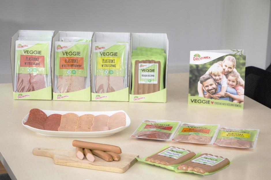 Drobimex wchodzi na rynek z produktami wegańskimi