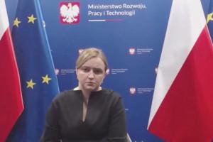 Olga Semeniuk: Bunt firm nie spowoduje, że czas pandemii skończy się szybciej