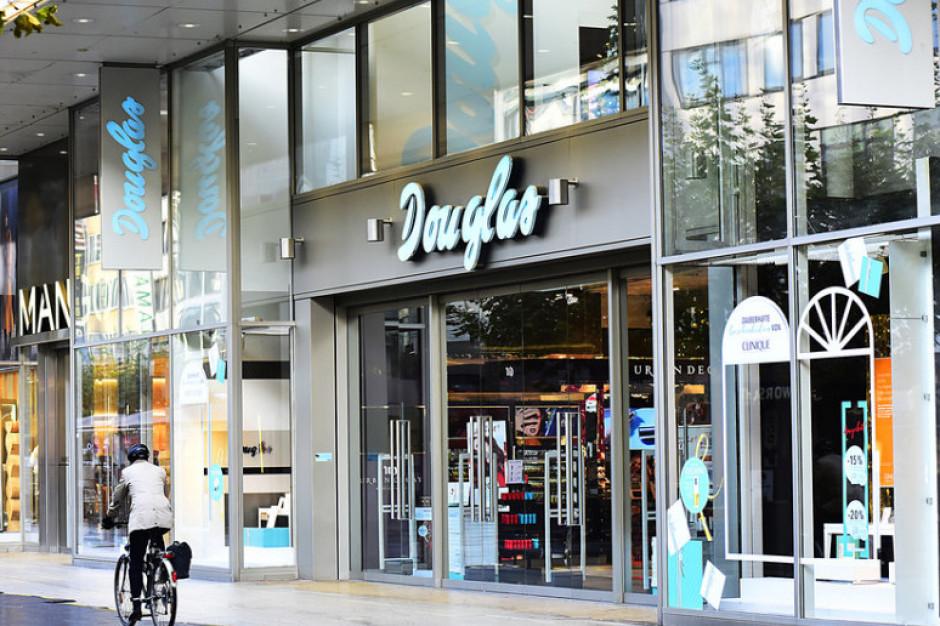 Douglas zamknie w Europie 500 drogerii. W Polsce bez zamknięć