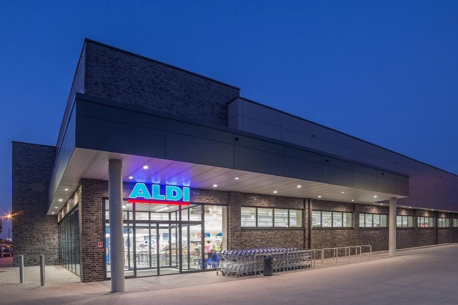 W lutym ruszą trzy nowe sklepy Aldi. W przygotowaniu pięć kolejnych placówek