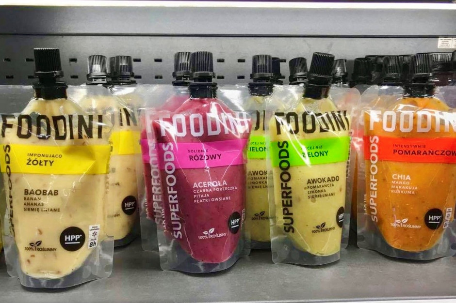 Żabka rozwija markę Foodini Superfoods