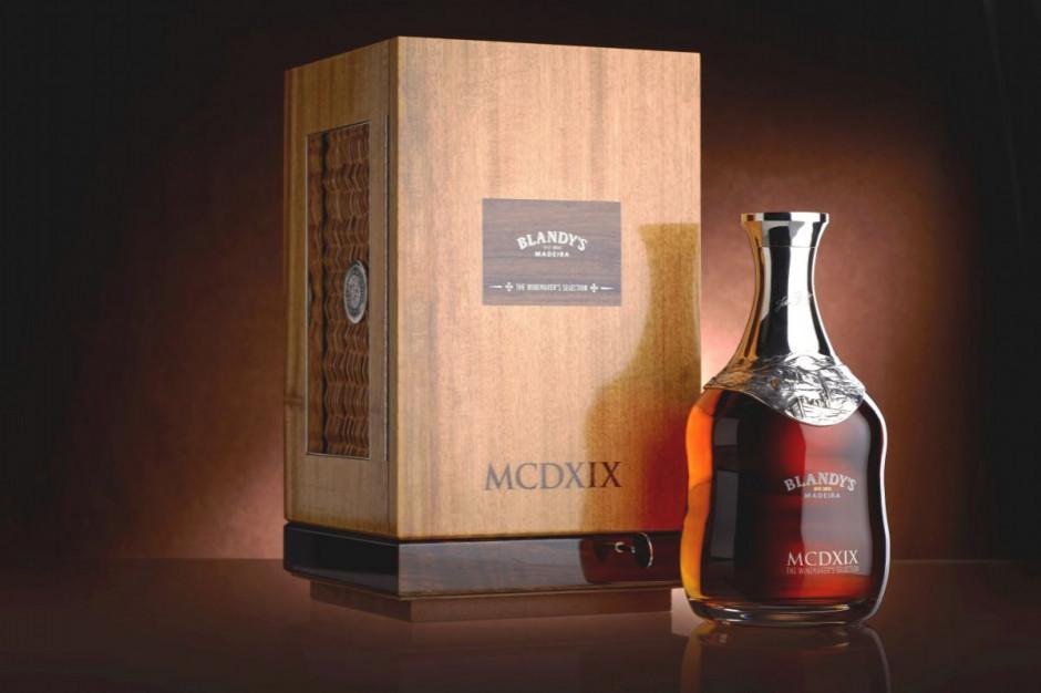 Kolekcjonerskie wino z Madery dostępne w Polsce. Za 32 tys. zł