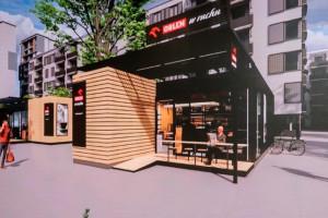 Logo Orlen w ruchu w 900 lokalizacjach. 10 tys. automatów paczkowych w budowie